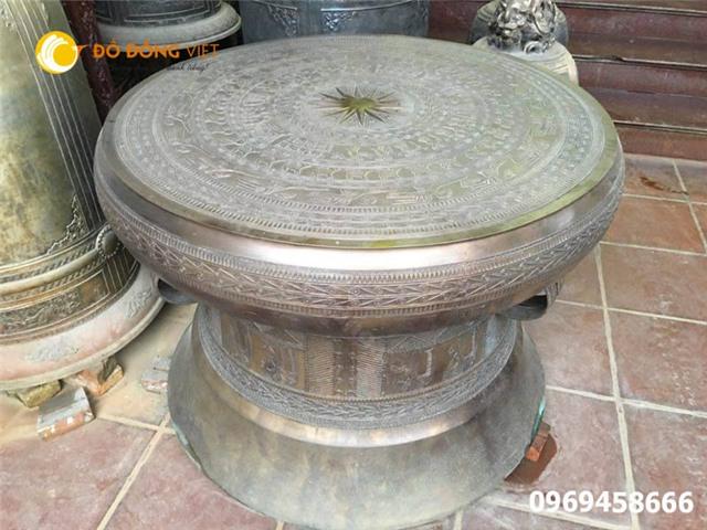 Trống đồng ngọc lũ cổ 2500 năm,trống đồng cổ