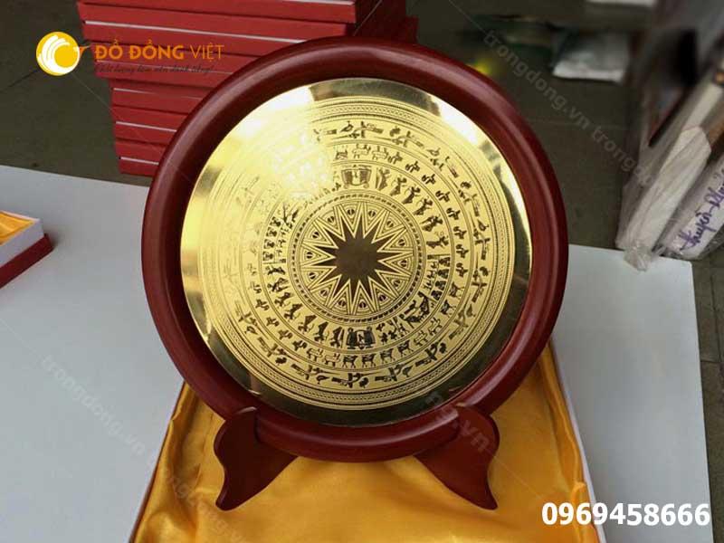 đĩa trống đồng quà tặng